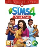 The Sims 4 Cats and Dogs Expansion Pack
