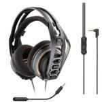 Слушалки Plantronics RIG 400 PRO, микрофон, геймърски, черни image