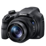 """Sony Cyber Shot DSC-HX350(черен), 50x оптично увеличение, 20,4 Mpix, 3.0"""" (7.62cm) LCD дисплей, micro HDMI, micro USB, SDXC слот image"""