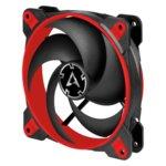 Вентилатор 120mm Arctic BioniX P120 Red, 4-pin, 2100 rpm image
