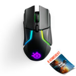 SteelSeries Rival 650 Wireless RGB + QcK+ Limited