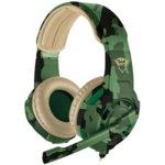 Слушалки Trust GXT 310C Radius, микрофон, зелени image