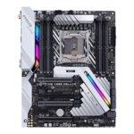 Дънна платка Asus PRIME X299-DELUXE, X299, LGA2066, DDR4, PCI-E (CF&SLi), 7x SATA 6Gb/s, 2x M.2, 5x USB 3.0, M.2 Heatsink, Wi-Fi, ATX image