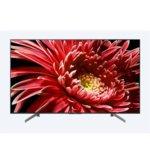 "Телевизор Sony KD-55XG8596, 55"" (139.7 cm) 4K Smart TV, DVB-S/S2, Wi-Fi, Bluetooth, 4x HDMI, 3x USB image"