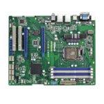 Дънна платка за сървър ASRock Rack H87WSA-DL, LGA1150, DDR3 UDIMM, 2x LAN1000, 6x SATA 6Gb/s, 2x SATA 6Gb/s, RAID 0,1,5,10, 2x USB 3.0, ATX image