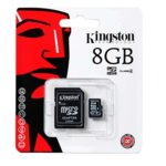 8GB microSDHC Kingston Class 4 SDC4/8GB