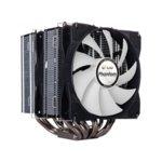 Охлаждане за процесор Gelid Solutions Phantom CC-PHANTOM-01-A, съвместимост с Intel: 775/1155/1156/1366//1150/1151/2011, AMD: AM2/AM2+/AM3/AM3+/AM4/FM1/FM2, черен image