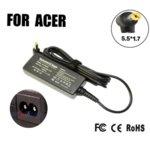 Захранване (заместител) за лаптопи Acer, 19V/1.58A/30W, жак (5.5 x 1.7) image