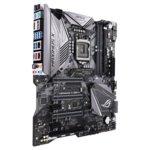 Дънна платка Asus ROG Maximus X Apex, Z370, LGA1151, DDR4, PCI-E(DP&HDMI)(SLI&CFX), 4x SATA 6Gb/s, 1x ROG DIMM.2 екстеншън слот, 1x USB 3.1 Type C, 6x USB 3.1 Gen1, Asus Aura RGB подсветка, E-ATX image