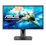 """Монитор Asus MG248QR, 24"""" (60.96 cm) TN панел, Full HD, 1ms, 100M :1, 350 cd/m2, HDMI, DVI, DisplayPort image"""