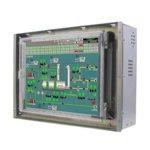 "Дисплей Winmate W07T700-OFA4, 7"" (17.78 cm), WVGA, HDMI, VGA image"