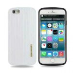 Поликарбонатов протектор, бял за Iphone 6 image