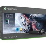 Xbox One X + Star Wars Jedi: Fallen Order Bundle