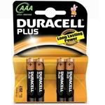 DURACELL PLUS 1.5V LR3 4PACK