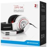 Sennheiser Game One Gaming White