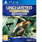 Uncharted: Drakes Fortune Remastered, за PS4 image