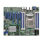 Дънна платка за сървър ASRock Rack EPC602D8A, LGA2011, DDR3 ECC and UDIMM, 3x LAN1000, 2x SATA 6Gb/s, 4x SATA 3Gb/s, 2x SATA 6Gb/s, RAID 0, 1, 5, 10, RAID 0, 1, 5, 10, RAID 0, 1, 2x USB 3.0, ATX image