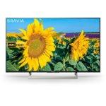 "Телевизор Sony KD-49XF8096 49""(124.46 cm), 4K HDR Smart Edge LED TV BRAVIA Triluminos, Android TV 7.0, DVB-C / DVB-T/T2 / DVB-S/S2, Wi-Fi, LAN, Bluetooth, USB, HDMI image"