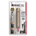 Фенер MAGTAC SG2LRH6L, 2 батерии CR123, 310 lm, водоустойчивост, бежав image