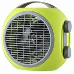 Вентилаторна печка FCH-633 GREEN, 2000W, 2 степени на мощност, Отопление/Охлаждане, термостат, защита срещу прегряване, зелена image