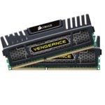 8GB (2x 4GB) DDR3 1600MHz, Corsair Vengeance CMZ8GX3M2A1600C9, 1.5V image