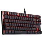 Безжична механична геймърска клавиатура K590-BK