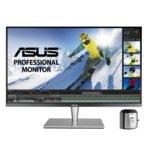 """Монитор Asus ProArt PA32UC-K, 32"""" (81.28 cm) IPS панел, Ultra HD, 5ms, 100000000:1, 1000 cd/m2, Thunderbolt 3, DisplayPort, HDMI image"""