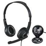 Hama PC Office Streaming Set HS-P150 + C-200