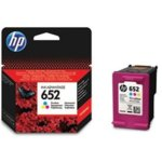 ГЛАВА HP DeskJet Ink Advantage 1115, 2135, 3635, 3775, 3785, 3787, 3835, 4535, 4675/DeskJet IA 3835 - Color - (652) - P№ F6V24AE - заб.: 200p image