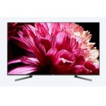 "Телевизор Sony Bravia Premium KD-55XG9505, 55"" (139.7 cm) 4K ULTRA HD Smart LED, Full Array, HDR 10+, DVB-T2/C/S2 x 2, Wi-Fi, 4x HDMI, 3x USB, черен image"