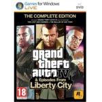 Игра Grand Theft Auto IV Complete Edition, за PC image