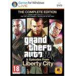 Игра Grand Theft Auto IV Complete Edition, за PC image