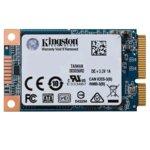 SSD 120GB Kingston UV500, mSATA, скорост на четене 520MB/s, скорост на запис 320MB/s image