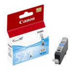 ГЛАВА CANON PIXMA iP 3600/4600/MP540/MP620/MP630/MP980 - Cyan ink tank - P№ 2934B001/ CLI-521C - заб.: 9ml. image