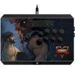 Геймпад Razer Panthera Arcade Stick Street Fighter V, за PS4, черен image
