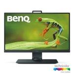 """Монитор BenQ SW271, 27"""" (68.58 cm) IPS панел, 4K Ultra HD, 5ms, 350 cd/m², DisplayPort, HDMI, USB, черен image"""