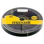 CD-R media 700MB, Maxell, 10бр. image