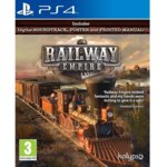 Railway Empire, за PS4 image