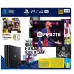 PS4 Pro 1TB + FIFA 21
