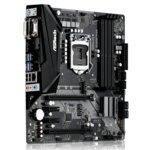 Дънна платка ASRock B360M Pro4, B360, LGA1151, DDR4, PCI-E (HDMI&DVI)(CFX), 6x SATA 6Gb/s, 2x M.2 Socket, 1x USB 3.1 (Type-C), Micro ATX image
