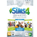 The Sims 4 Bundle Pack 2, съдържа : The Sims 4 Outdoor Retreat, The Sims 4 Cool Kitchen Stuff, The Sims 4 Spooky Stuff; за PC image