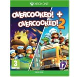 Overcooked! Double Pack Xbox One