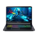 "Лаптоп Acer Predator Helios 300 PH317-53-72FZ (NH.Q5PEX.028), шестядрен Coffee Lake Intel Core i7-9750H 2.6/4.5 GHz, 17.3"" (43.94 cm) Full HD IPS Anti-Glare Display & GTX 1660 Ti 6GB, (mDP), 8GB DDR4, 256GB SSD & 1TB HDD, 1x USB 3.1 Type C, Windows10 image"