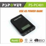 Зарядно устройство Power Stations PS-PC401 за LIR18650 батерии и мобилни телефони image