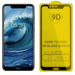 Стъклен 3D протектор Xiaomi Mi A2 9D 412432
