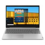 "Лаптоп Lenovo IdeaPad S145-15IWL (81MV003XBM)(сив), двуядрен Whiskey Lake Intel Celeron 4205U 1.80 GHz, 15.6"" (39.6cm) HD Anti-Glare дисплей (HDMI), 4GB DDR4, 128GB SSD, 2x USB 3.1 (Gen 1), FreeDOS, 1.85 kg image"
