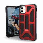 Urban Armor Monarch iPhone 11 red 111711119494