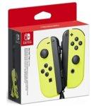 Геймпад Nintendo Switch Joy-Con, два броя, жълти image