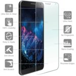 Протектор от закалено стъкло /Tempered Glass/ 4smarts за iPhone 7 Plus, 1x микрофибърна и мокра кърпички,уред за поставяне + антистатична лепенка, прозрачен image