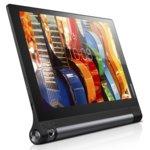 "Таблет Lenovo Yoga Tab 3 (ZA0H0050BG)(черен), 10.1"" (25.65 cm) HD IPS дисплей, четириядрен Qualcomm 1.3GHz, 1GB RAM, 16GB Flash памет (+ microSD слот), 8.0 Mpix камера, Android, 655g image"